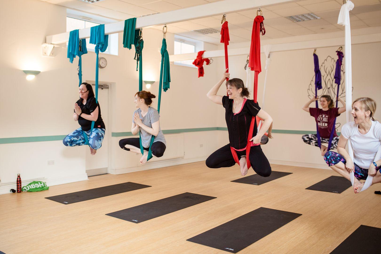 Aerial Yoga at Tring Yoga Studios_20