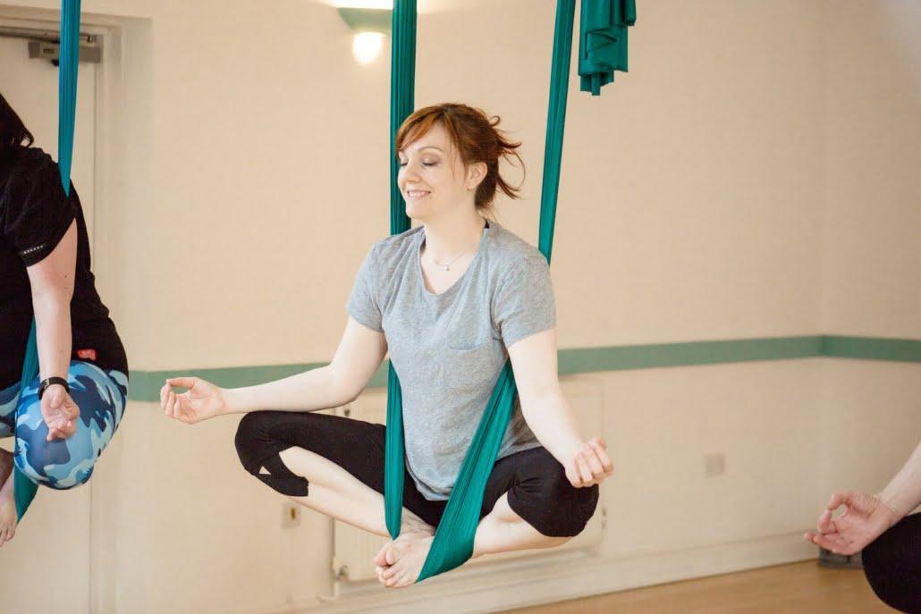Aerial Yoga at Tring Yoga Studios_19