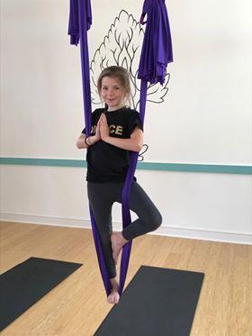 Kids Aerial Parties at Tring Yoga Studio_6