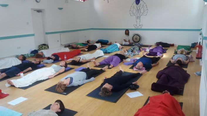 Gong Workshop Tring Yoga Studio