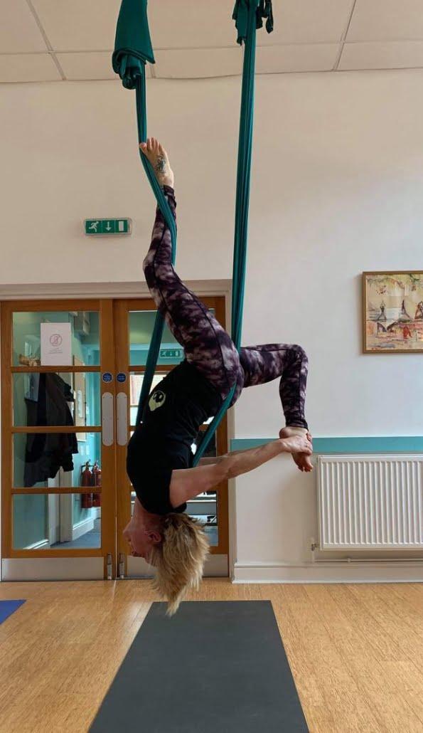 Aerial Yoga Pauline at Tring Yoga Studios_11