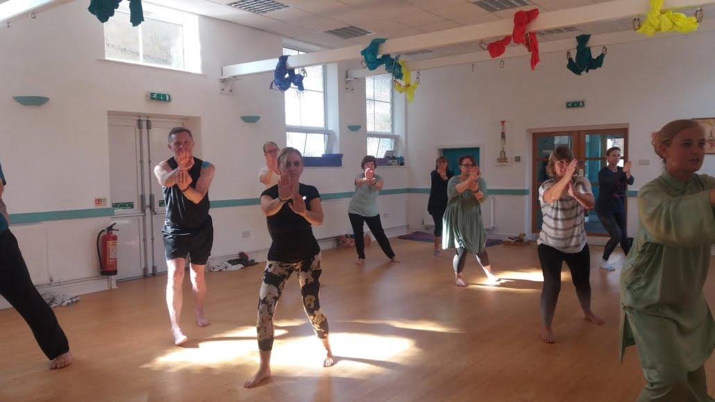 tai chi class Tring Yoga