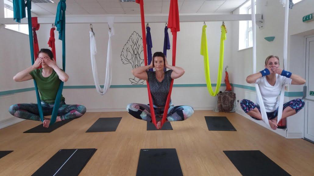 Aerial Yoga at Tring Yoga Studios_10