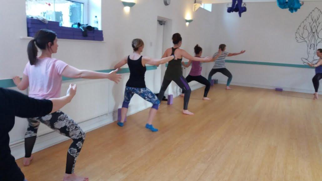 yogi barre class_tring_yoga_studio