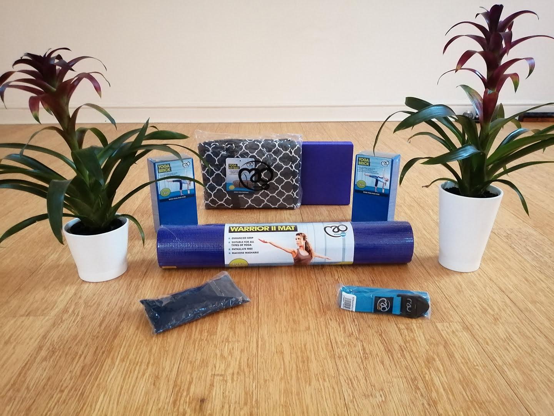 Tring Yoga Equipment Deluxe Starter Kit £60
