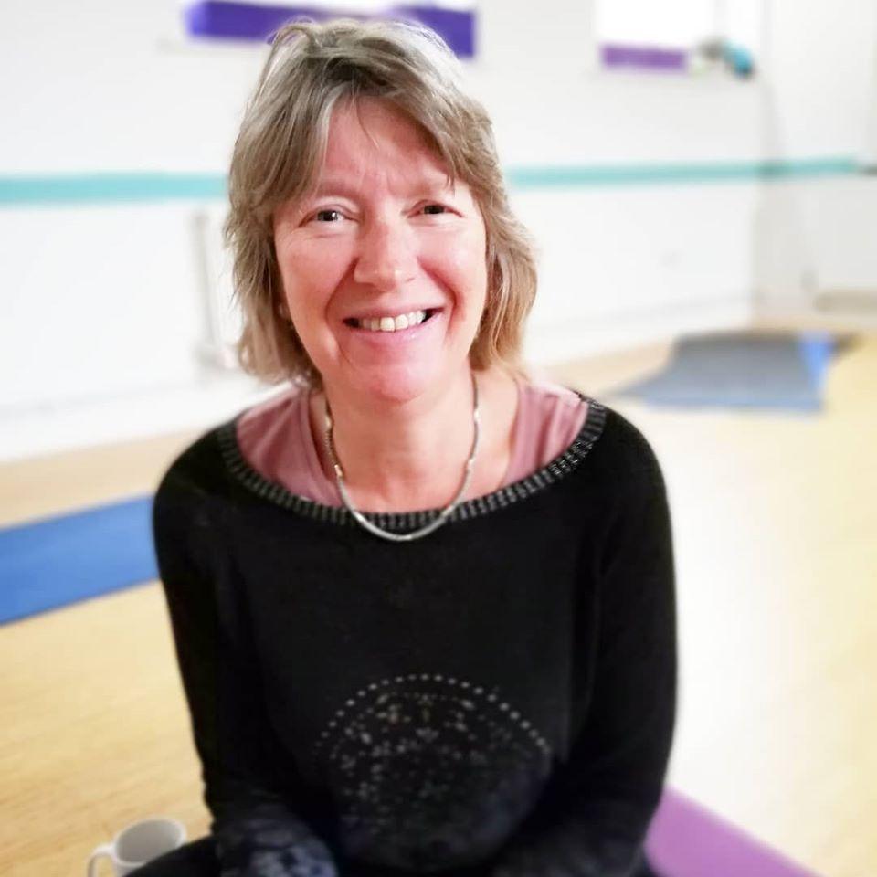 Helen at Tring Yoga Studios