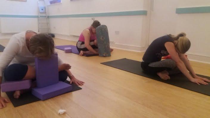 Yin Yoga at Tring Yoga Studios