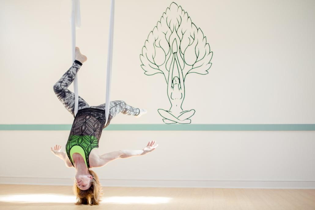 Aerial Yoga Pauline at Tring Yoga Studios_5